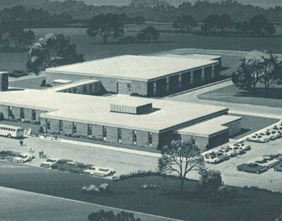 Auburn Campus 1960